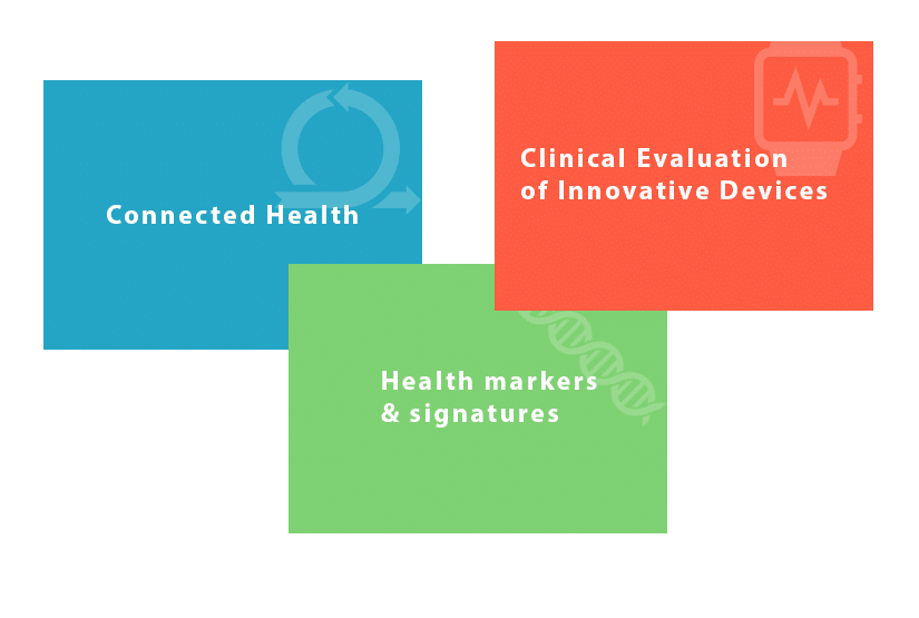 Our services in the field of Personalized Medicine