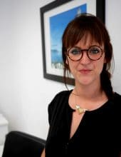 Marine Bertrand - Project Manager - Living Lab & Usages
