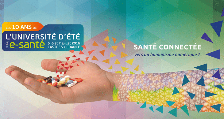 Université d'été de la e-santé Castres France