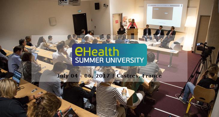 eHealth Summer University 2017 Castres