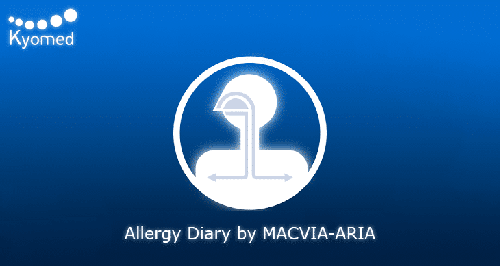 Allergy Diary by MACVIA-ARIA