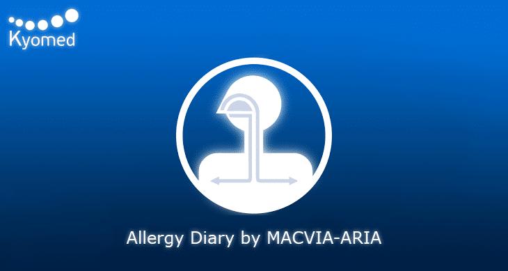 Allergy Diary by MACVIA-ARIA
