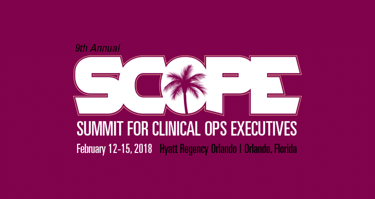 Scope Summit for Clinical Ops Executives