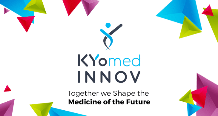 Kyomed become KYomed INNOV