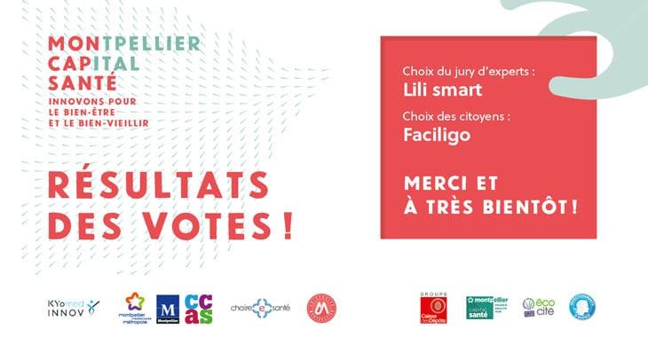 Projet moncansante - Résultats du vote citoyen