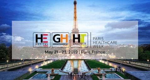 Event - Paris Healthcare Week - Connected Health